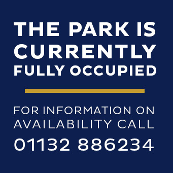 The park is currently fully occupied. For more information call 01132 886234